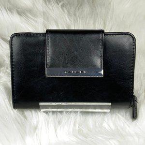 Tahari Black RFID Wallet Women's Medium Wallet